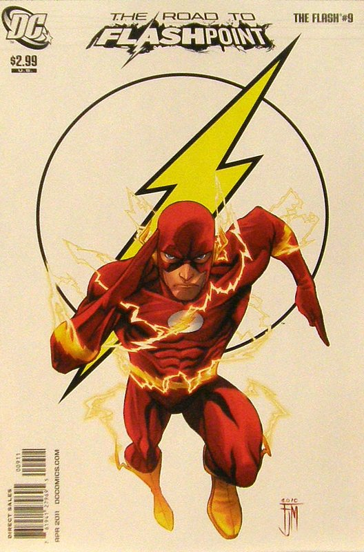 Cover of Flash (Vol 5) #9. One of 250,000 Vintage American Comics on sale from Krypton!
