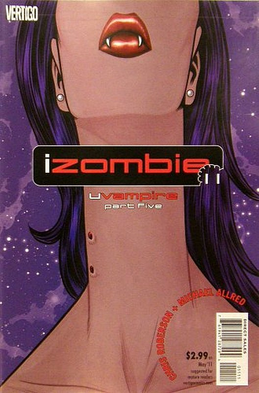 Cover of I Zombie (Vol 1) #11. One of 250,000 Vintage American Comics on sale from Krypton!