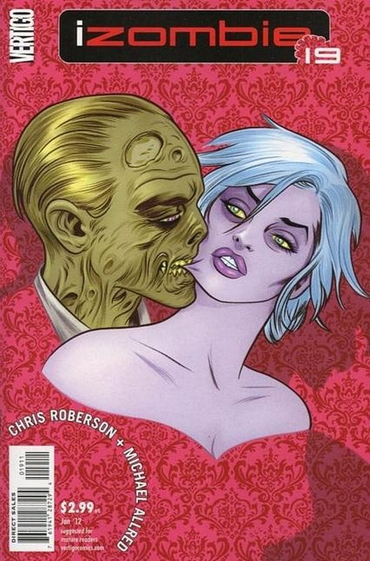 Cover of I Zombie (Vol 1) #19. One of 250,000 Vintage American Comics on sale from Krypton!