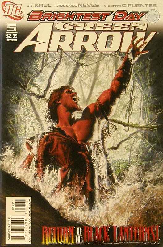 Cover of Green Arrow (Vol 3) #5. One of 250,000 Vintage American Comics on sale from Krypton!