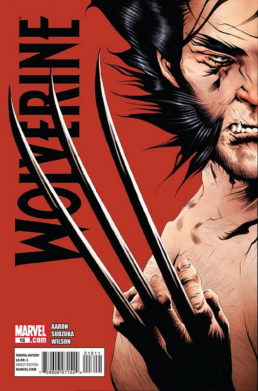 Cover of Wolverine (Vol 3) #16. One of 250,000 Vintage American Comics on sale from Krypton!