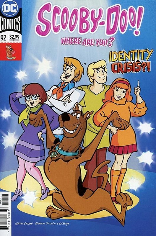 Cover of Scooby Doo: Where are you? #92. One of 250,000 Vintage American Comics on sale from Krypton!