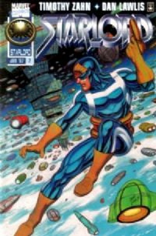 Cover of Starlord (1996 Ltd) #2. One of 250,000 Vintage American Comics on sale from Krypton!