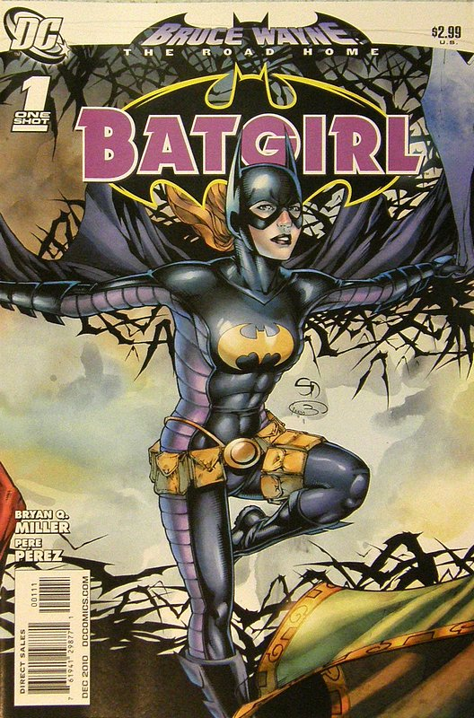 Cover of Bruce Wayne: Road Home - Batgirl #1. One of 250,000 Vintage American Comics on sale from Krypton!