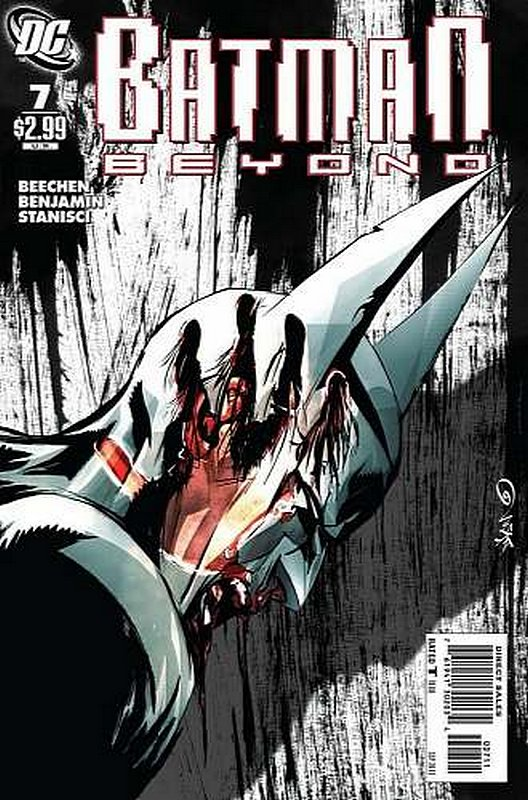 Cover of Batman Beyond (Vol 2) #7. One of 250,000 Vintage American Comics on sale from Krypton!