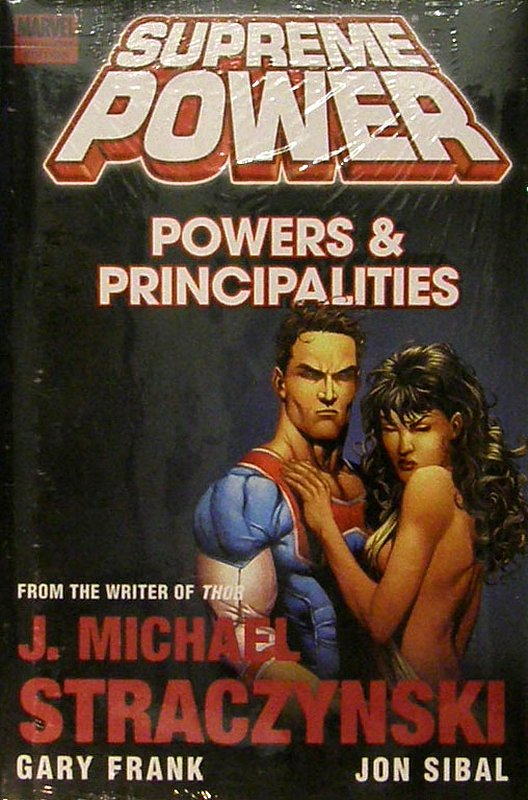 Cover of Supreme Power (GN) (Hardback) #1. One of 250,000 Vintage American Comics on sale from Krypton!