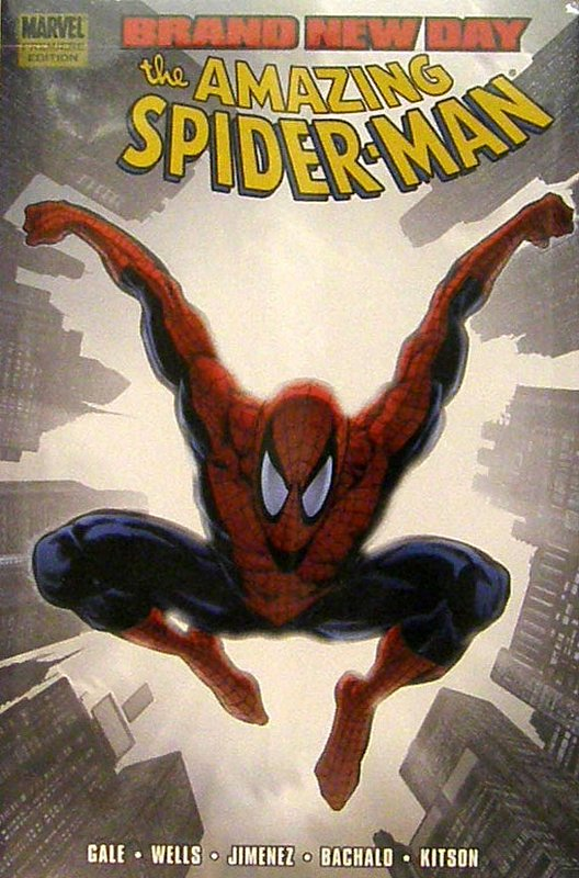 Cover of Spider-Man: Brand New Day (GN) (Hardback) #2. One of 250,000 Vintage American Comics on sale from Krypton!