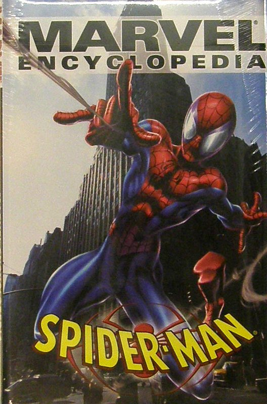 Cover of Marvel Encyclopedia: Spider-Man (GN) (Hardback) #4. One of 250,000 Vintage American Comics on sale from Krypton!