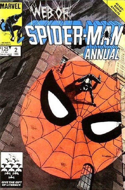Cover of Web of Spider-Man Annual (Vol 1) #2. One of 250,000 Vintage American Comics on sale from Krypton!