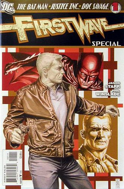 Cover of First Wave Special (2011 One Shot) #1. One of 250,000 Vintage American Comics on sale from Krypton!
