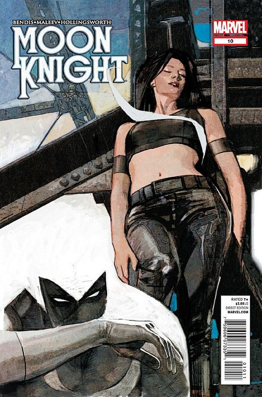 Cover of Moon Knight (Vol 5) #10. One of 250,000 Vintage American Comics on sale from Krypton!