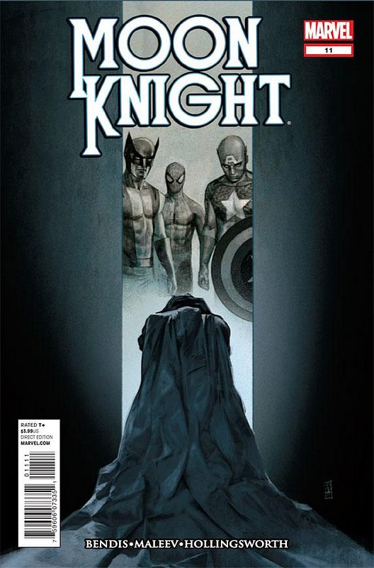 Cover of Moon Knight (Vol 5) #11. One of 250,000 Vintage American Comics on sale from Krypton!