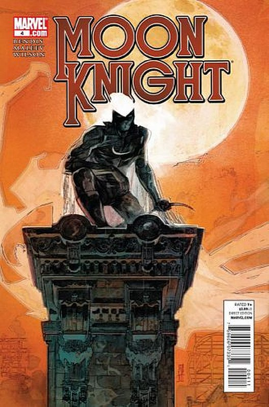 Cover of Moon Knight (Vol 5) #4. One of 250,000 Vintage American Comics on sale from Krypton!