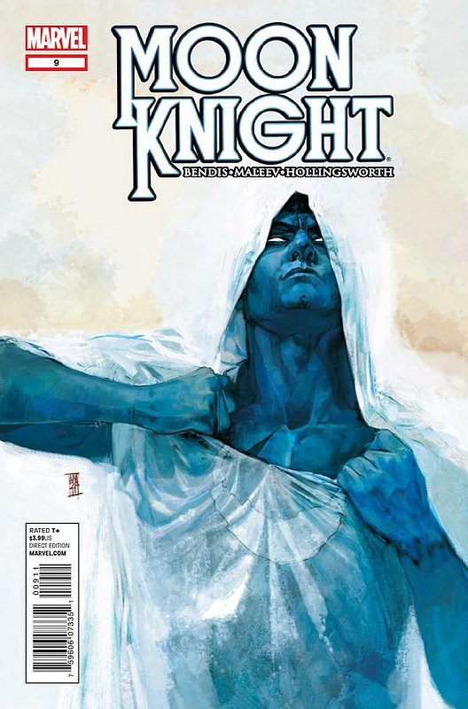 Cover of Moon Knight (Vol 5) #9. One of 250,000 Vintage American Comics on sale from Krypton!