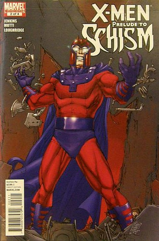 Cover of X-Men: Prelude to Schism (2011 Ltd) #2. One of 250,000 Vintage American Comics on sale from Krypton!