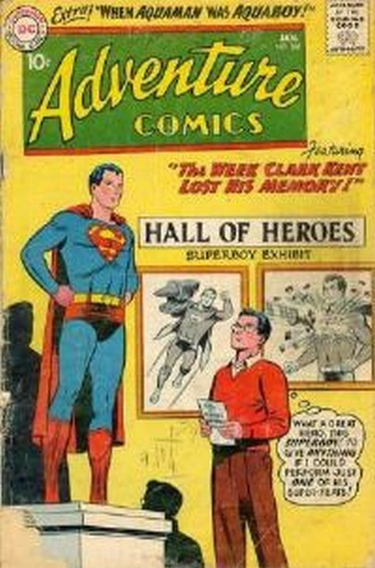 Cover of Adventure Comics (Vol 1) #268. One of 250,000 Vintage American Comics on sale from Krypton!