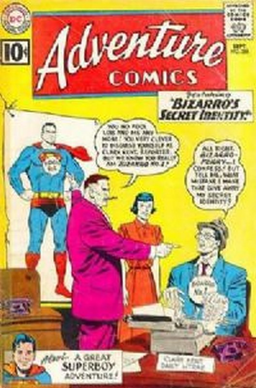 Cover of Adventure Comics (Vol 1) #288. One of 250,000 Vintage American Comics on sale from Krypton!