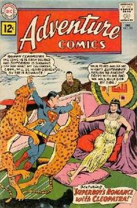 Cover of Adventure Comics (Vol 1) #291. One of 250,000 Vintage American Comics on sale from Krypton!