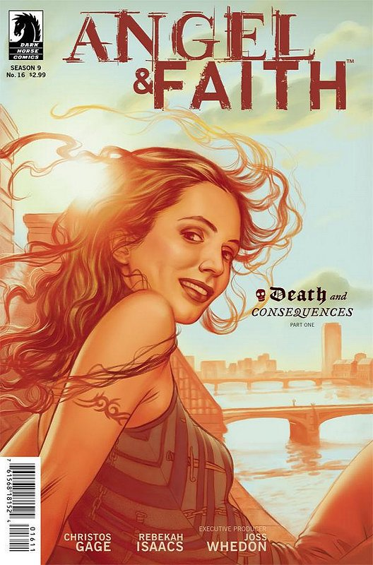 Cover of Angel & Faith #16. One of 250,000 Vintage American Comics on sale from Krypton!