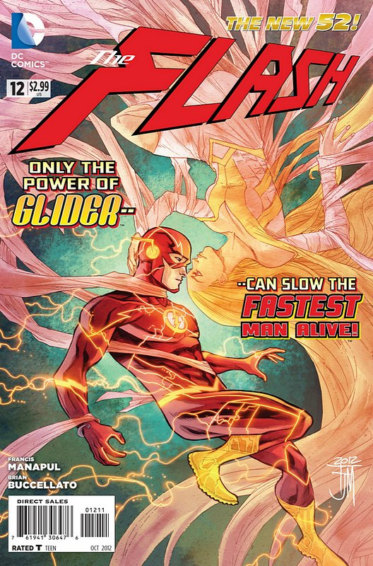 Cover of Flash (Vol 6) #12. One of 250,000 Vintage American Comics on sale from Krypton!