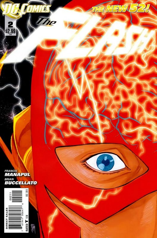 Cover of Flash (Vol 6) #2. One of 250,000 Vintage American Comics on sale from Krypton!