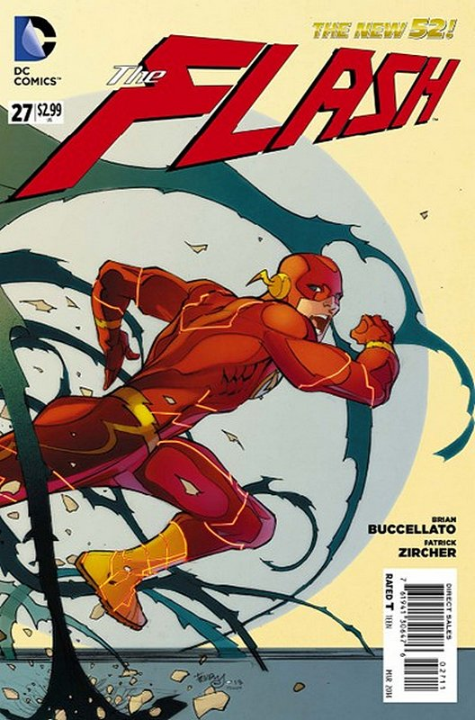 Cover of Flash (Vol 6) #27. One of 250,000 Vintage American Comics on sale from Krypton!