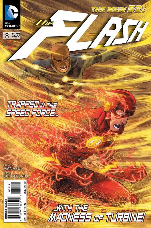 Cover of Flash (Vol 6) #8. One of 250,000 Vintage American Comics on sale from Krypton!