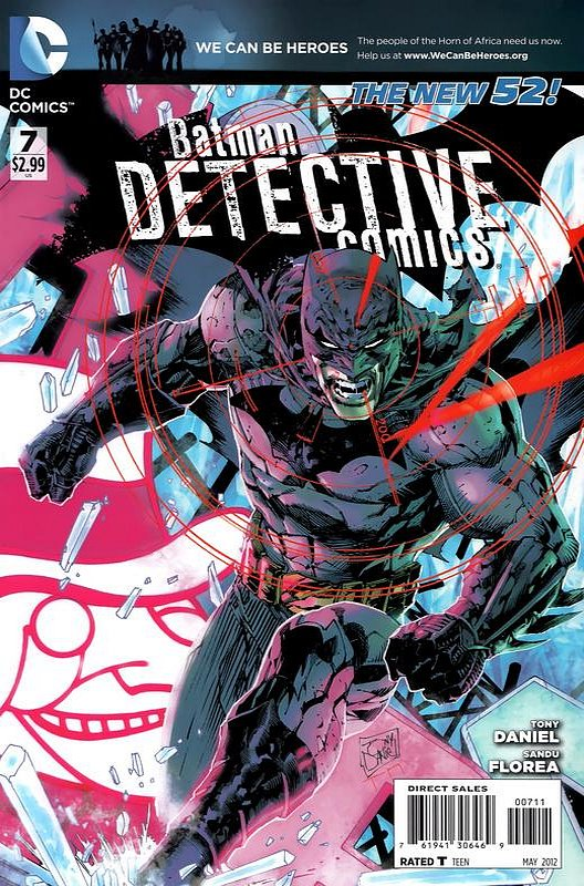 Cover of Detective Comics (Vol 2) #7. One of 250,000 Vintage American Comics on sale from Krypton!