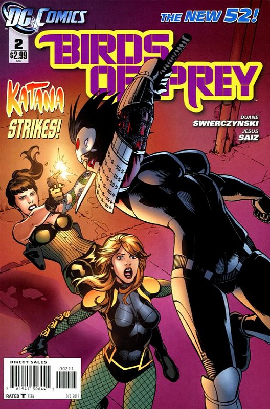 Cover of Birds of Prey (Vol 3) #2. One of 250,000 Vintage American Comics on sale from Krypton!
