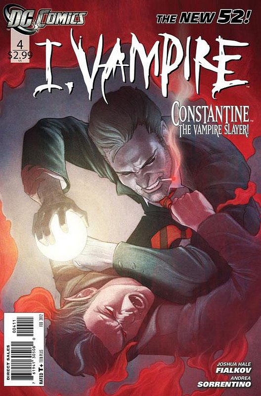 Cover of I Vampire (Vol 1) #4. One of 250,000 Vintage American Comics on sale from Krypton!