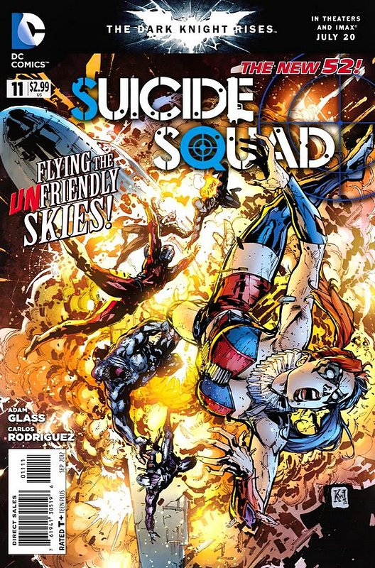 Cover of Suicide Squad (Vol 3) #11. One of 250,000 Vintage American Comics on sale from Krypton!