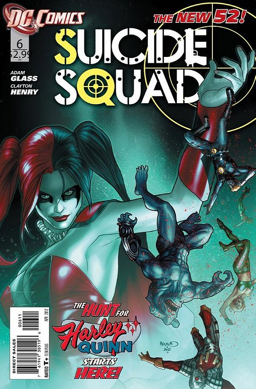 Cover of Suicide Squad (Vol 3) #6. One of 250,000 Vintage American Comics on sale from Krypton!