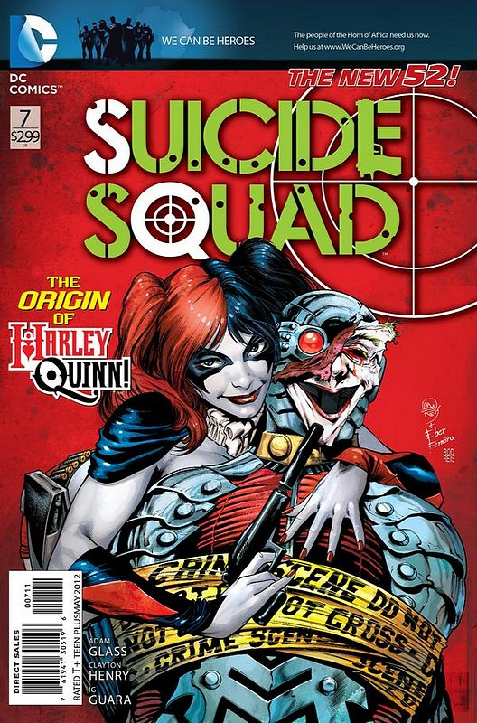 Cover of Suicide Squad (Vol 3) #7. One of 250,000 Vintage American Comics on sale from Krypton!