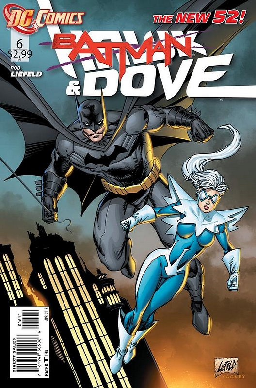 Cover of Hawk & Dove (Vol 3) The #6. One of 250,000 Vintage American Comics on sale from Krypton!