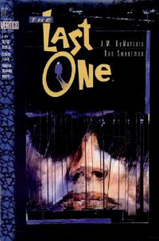 Cover of Last One (1993 Ltd) The #1. One of 250,000 Vintage American Comics on sale from Krypton!