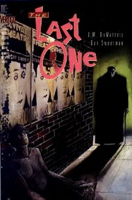 Cover of Last One (1993 Ltd) The #2. One of 250,000 Vintage American Comics on sale from Krypton!