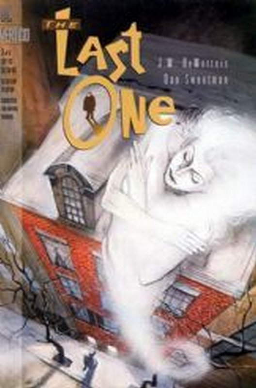 Cover of Last One (1993 Ltd) The #3. One of 250,000 Vintage American Comics on sale from Krypton!
