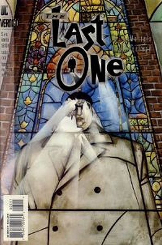 Cover of Last One (1993 Ltd) The #5. One of 250,000 Vintage American Comics on sale from Krypton!