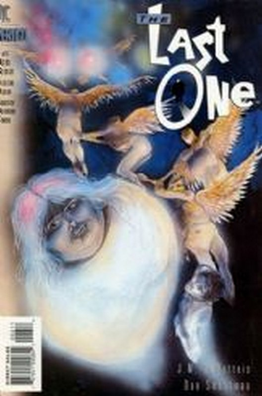 Cover of Last One (1993 Ltd) The #6. One of 250,000 Vintage American Comics on sale from Krypton!