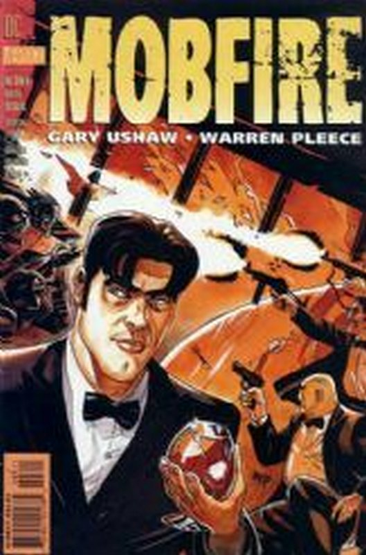 Cover of Mobfire (1994 Ltd) #3. One of 250,000 Vintage American Comics on sale from Krypton!