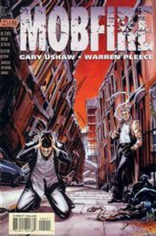 Cover of Mobfire (1994 Ltd) #5. One of 250,000 Vintage American Comics on sale from Krypton!