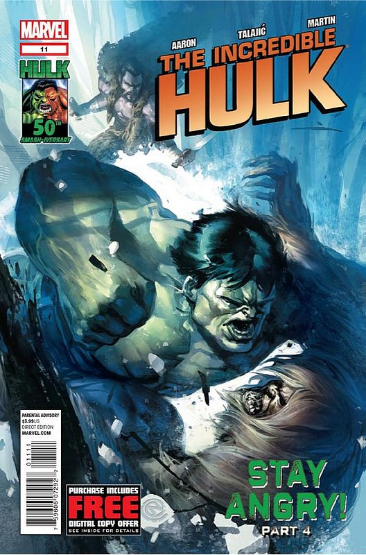 Cover of Incredible Hulk (Vol 5) #11. One of 250,000 Vintage American Comics on sale from Krypton!