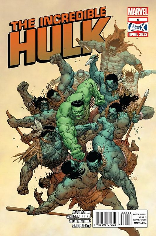 Cover of Incredible Hulk (Vol 5) #6. One of 250,000 Vintage American Comics on sale from Krypton!