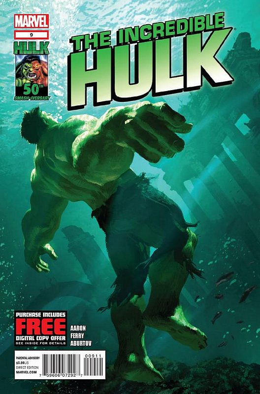 Cover of Incredible Hulk (Vol 5) #9. One of 250,000 Vintage American Comics on sale from Krypton!
