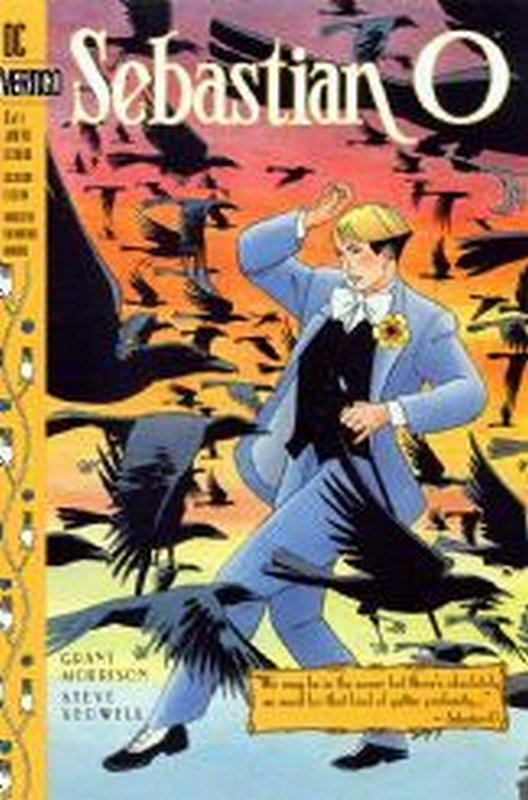 Cover of Sebastian O (1993 Ltd) #2. One of 250,000 Vintage American Comics on sale from Krypton!