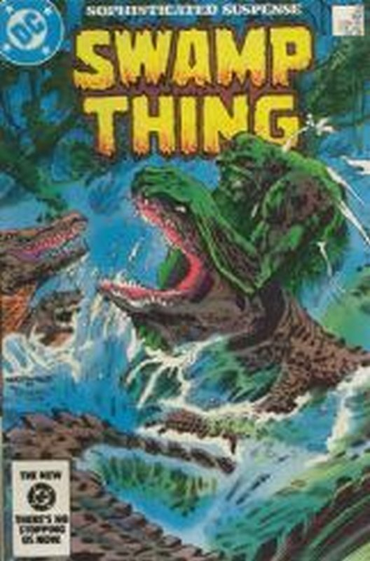 Cover of Swamp Thing (Vol 2) #32. One of 250,000 Vintage American Comics on sale from Krypton!