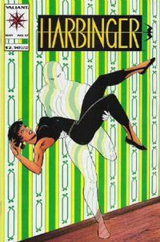 Cover of Harbinger (Vol 1) #17. One of 250,000 Vintage American Comics on sale from Krypton!