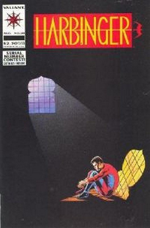 Cover of Harbinger (Vol 1) #20. One of 250,000 Vintage American Comics on sale from Krypton!
