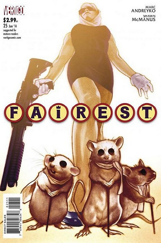 Cover of Fairest (Vol 1) #25. One of 250,000 Vintage American Comics on sale from Krypton!