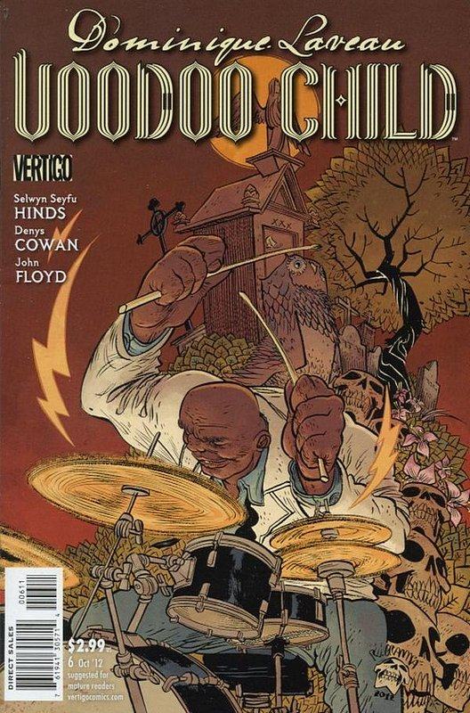 Cover of Dominique Laveau: Voodoo Child (Vol 1) #6. One of 250,000 Vintage American Comics on sale from Krypton!